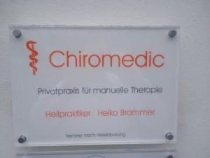 Chiromedic Praxis für manuelle Medizin